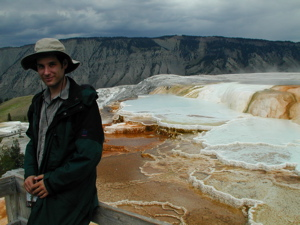 RjZ at Yellowstone National Park